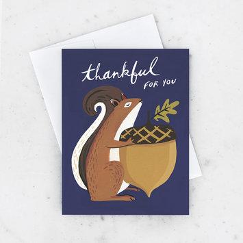 Idlewild Co - ID IDGCTH0001 - Thankful Squirrel
