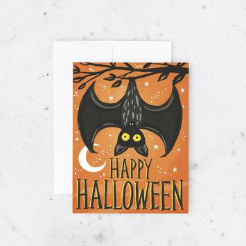 Idlewild Co - ID IDGCHA0002 - Halloween Bat Card