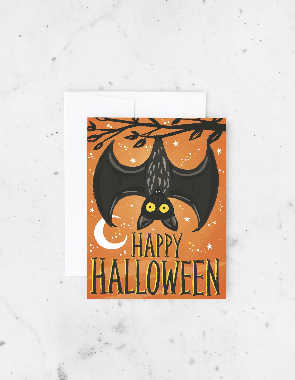 Idlewild Co - ID IDGCHA0002 - Halloween Bat