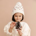 The Blueberry Hill - BH The Blueberry Hill - Kendall Holly Holiday Hand Knit Hat