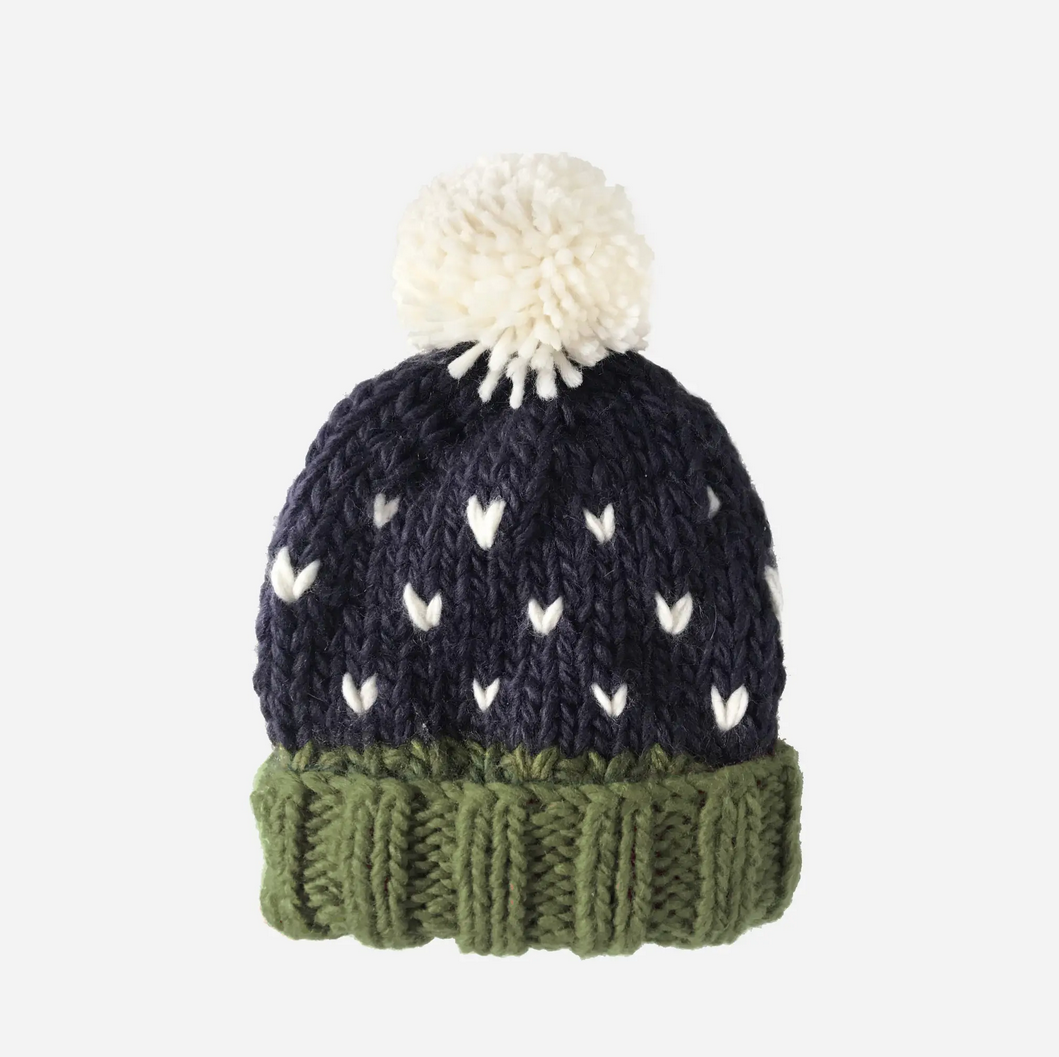 The Blueberry Hill - BH Shiloh Hand Knit Hat - Various Sizes