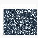 Dear Hancock - DH Blizzard of Hugs Cards Card