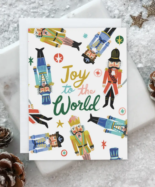 Idlewild Co - ID Nutcrackers Holiday Cards, set of 8