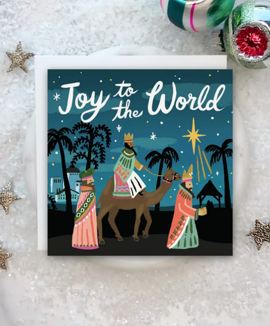 Idlewild Co - ID Wise Men Cards, set of 8