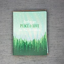 Modern Printed Matter - MPM Peace and Love New Hampshire Holiday Notecards, set of 8