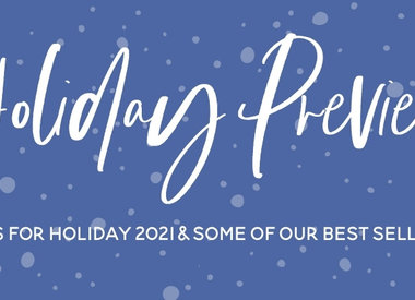 2021 Holiday Preview