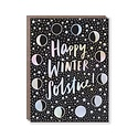 Hello!Lucky - HL Happy Winter Solstice Holiday Card
