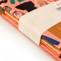 1973, Ltd. 1973 NBLI - Fashionista Stitched Notebook Lined, Set of 3