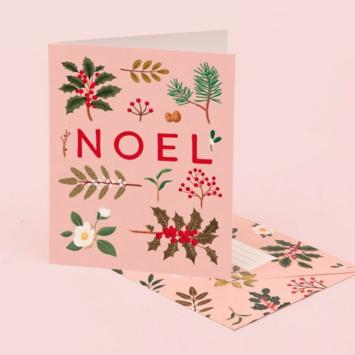 Clap Clap - CC Holiday Plants Noel Card