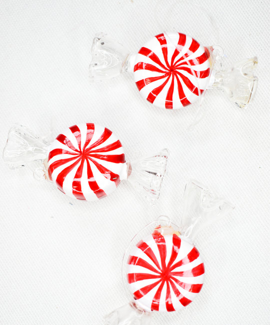 Cody Foster - COF Peppermint Candy Ornament