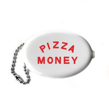 3 potato 4 - 3P4 Pizza Money Coin Pouch