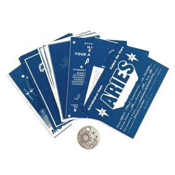 3 potato 4 - 3P4 Astrology Card Pack