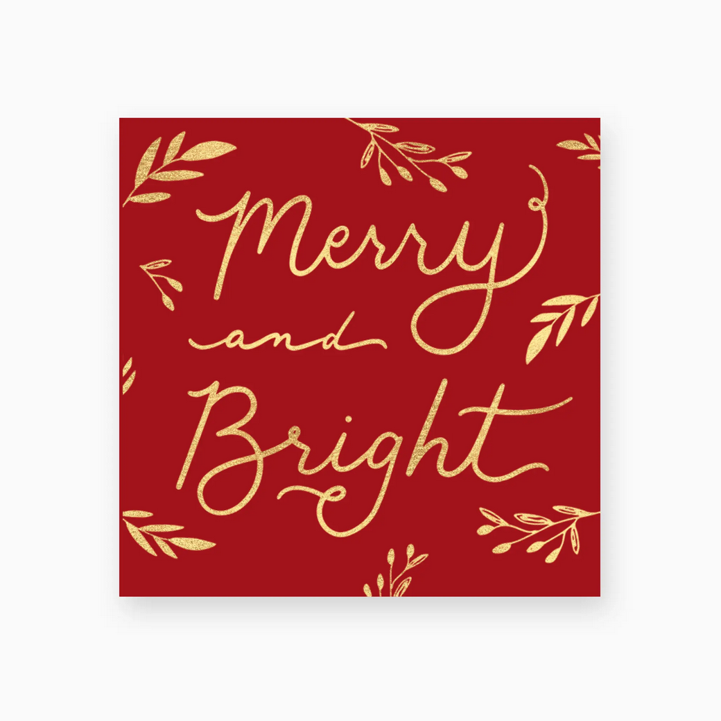 Frankie & Claude - FCL Merry & Bright Small Match Box