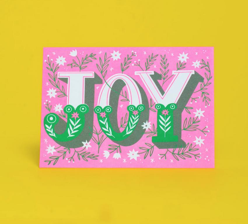 Hello!Lucky - HL Joy Note Set, Set of 6 Cards