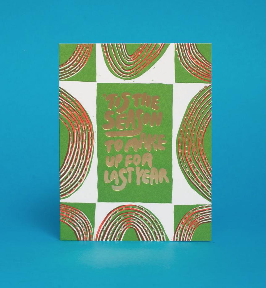 Egg Press - EP Tis the Season Holiday Card