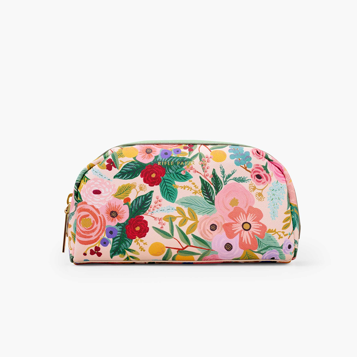 Rifle Paper Co - RP Rifle Paper Co - Garden Party  Small Cosmetic Pouch