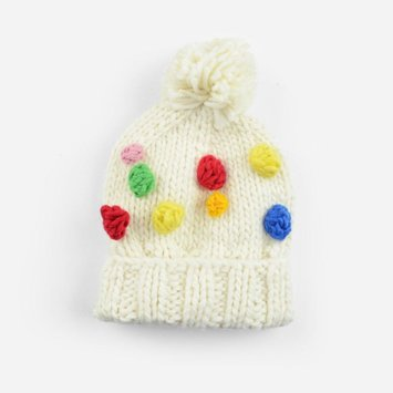 The Blueberry Hill - BH The Blueberry Hill - Percy Rainbow Hand-Knit Hat