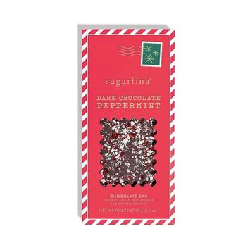 Sugarfina - SU Sugarfina - Dark Chocolate Peppermint Chocolate Bar (Holiday 2021)