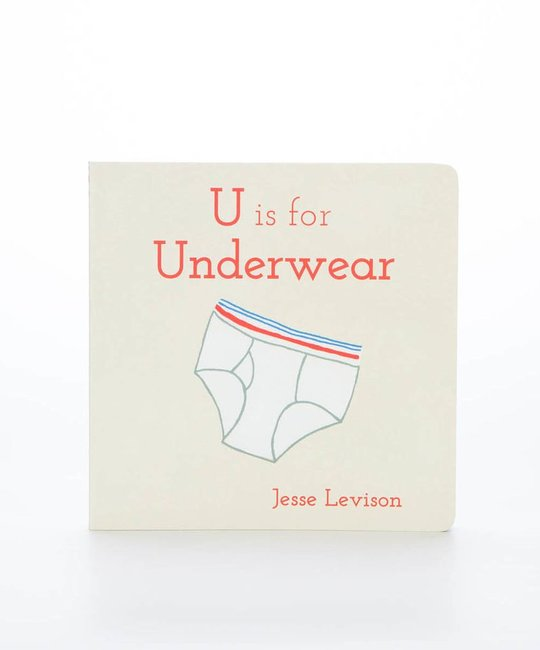 Penguin Random House - PRH U is for Underwear (gold teeth brooklyn)