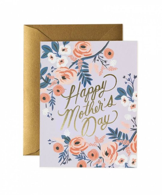 Rifle Paper Co - RP Rosy Mother's Day Card