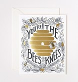 Rifle Paper Co. RPGCLO0006 - you're the bees knees