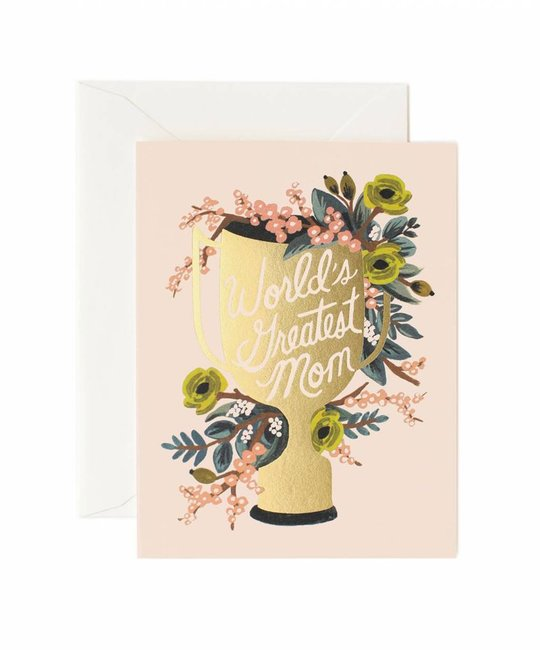 Rifle Paper Co - RP Trophy Mother's Day Card