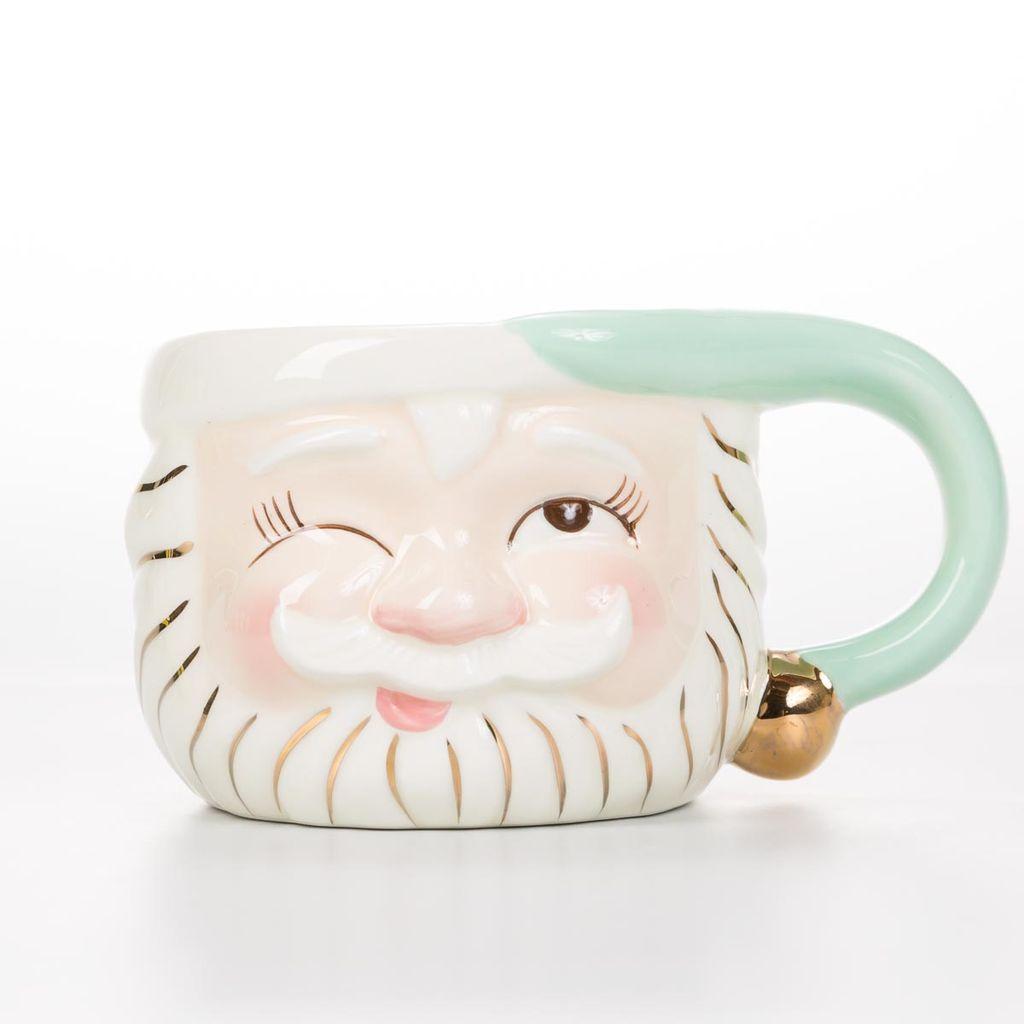 One Hundred 80 Degrees - 180 Mint Santa Mug
