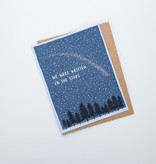 Lucky Horse Press LHPGCLO0008 - We were Written in the Stars