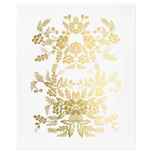 Rifle Paper Co. Rorschach Print