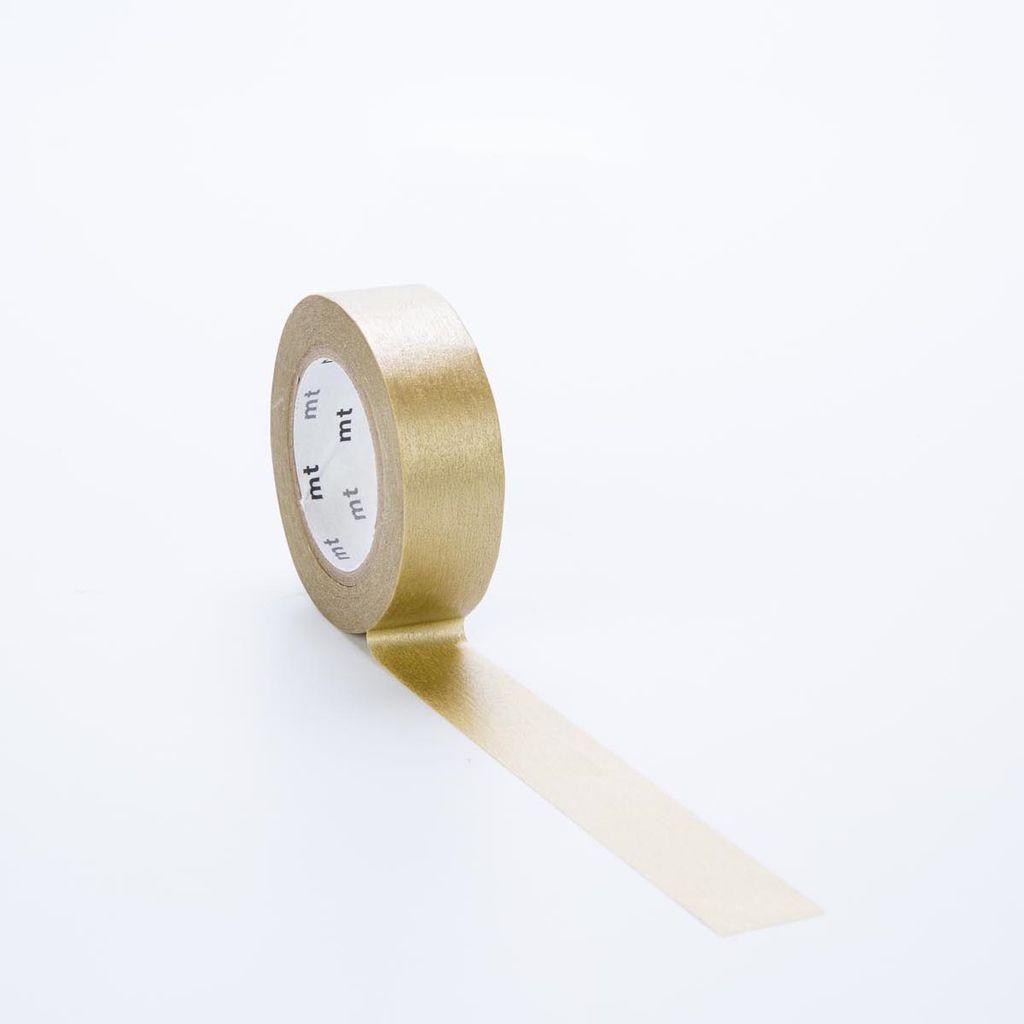 Sweet Bella LLC SWB OS - 1 meter roll washi tape, gold