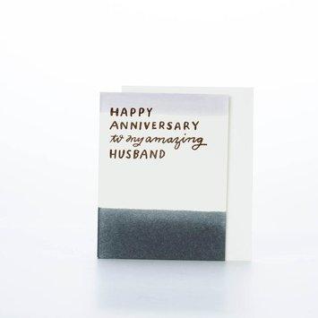 moglea Amazing Husband Card