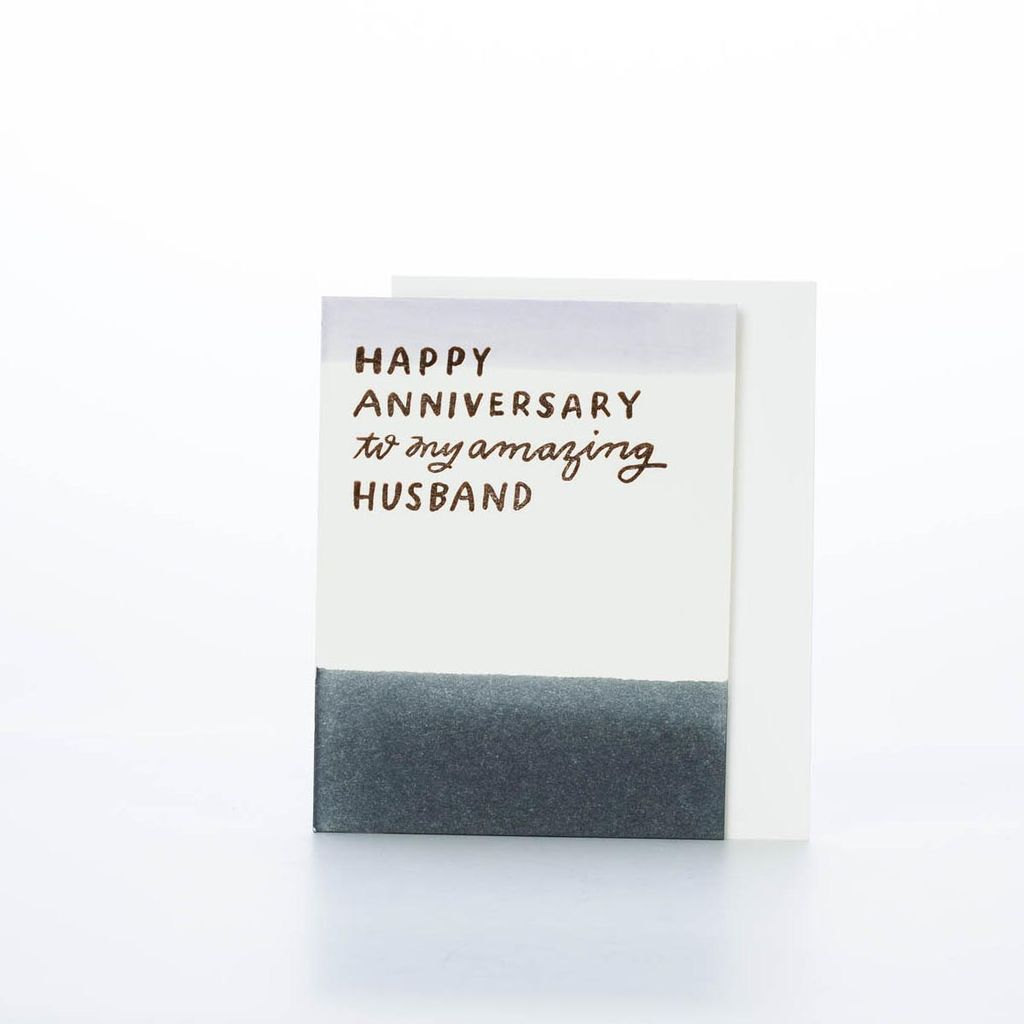 moglea Amazing Husband Card