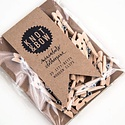 knot and bow KAB OS - 25 Mini Clothespins