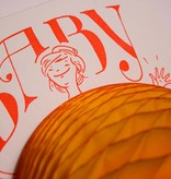 Ladyfingers Letterpress LFGCBA0003 - Belly ( Bump )
