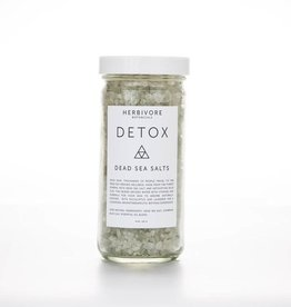 herbivore botanicals Detox Dead Sea Bath Salts