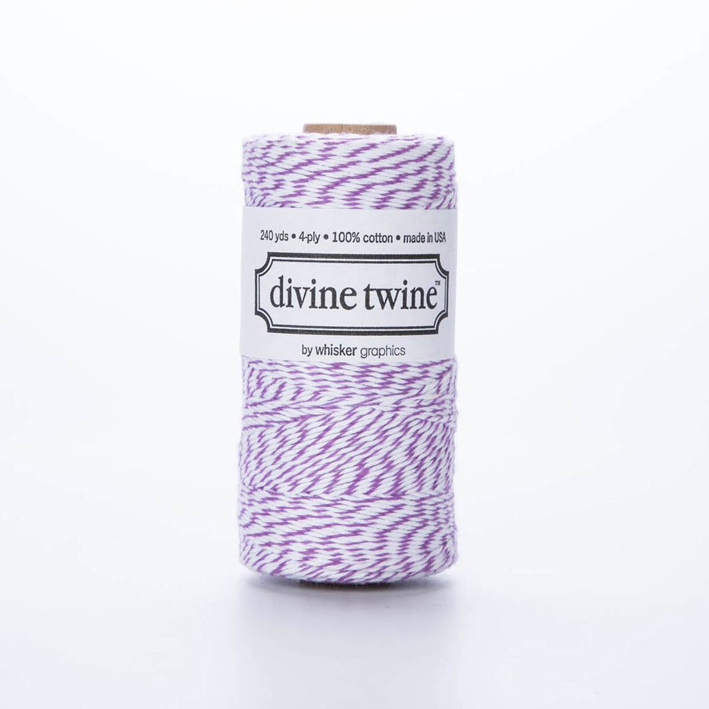 whisker graphics DT RI - grape divine twine