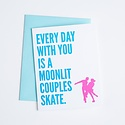 McBittersons - MCB Moonlit Couples Skate Card