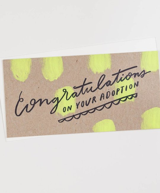 moglea MOGGCCO0003 - Adoption Congrats, flat