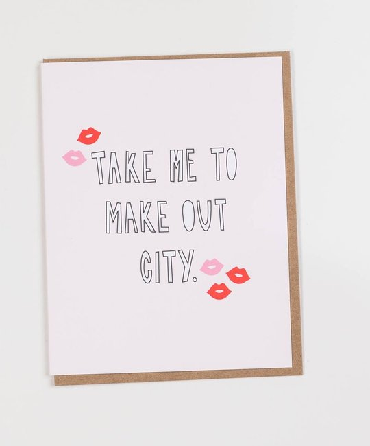 Near Modern Disaster NM GC - Make Out City