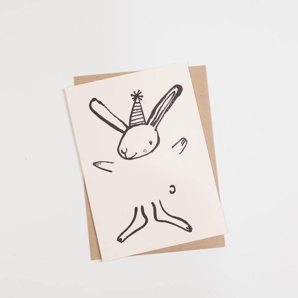 Wee Gallery WE GC - Bunny Activity Card