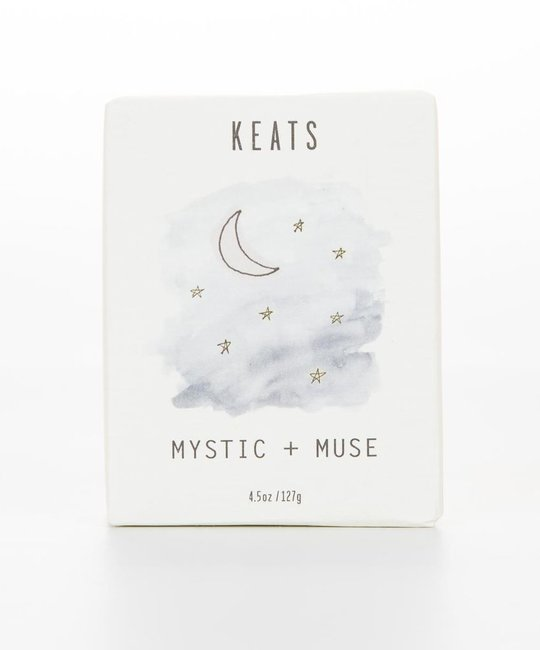 Keats KE BAB - Mystic + Muse  -  Cinnamon + Sweet Orange Soap