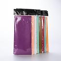 Waste Not Paper - WN WN TP - Gold Flecks on White Tissue Paper, 8 Sheets
