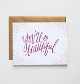 Thimblepress TBPGCMI0004 - You Are So Beautiful
