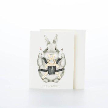 Dear Hancock DHGCBA0001 - Congrats Bunny