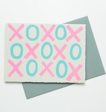 Gold Teeth Brooklyn GTBGCLO0002 -XOXO Love Card