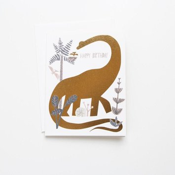 Red Cap Cards RCCGCBI0002 - Dinosaur Birthday