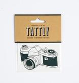 tattly Camera Temporary Tattoos