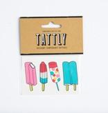 tattly TA LG - popsicles tat