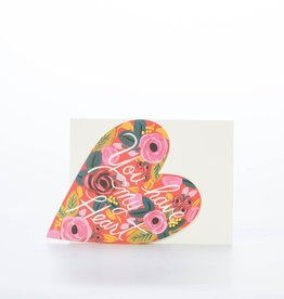 Rifle Paper Co. RPGCLO0009 - Have My Heart, Die Cut