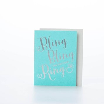 The Social Type - TST TSTGCEN0001 - Bling Bling You Got Your Ring